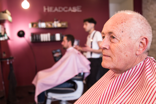 Barbershop Headcase | indepaskamer | Haagse Shoppingroute voor mannen