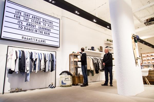 Baretta | indepaskamer | Haagse Shoppingroute voor mannen