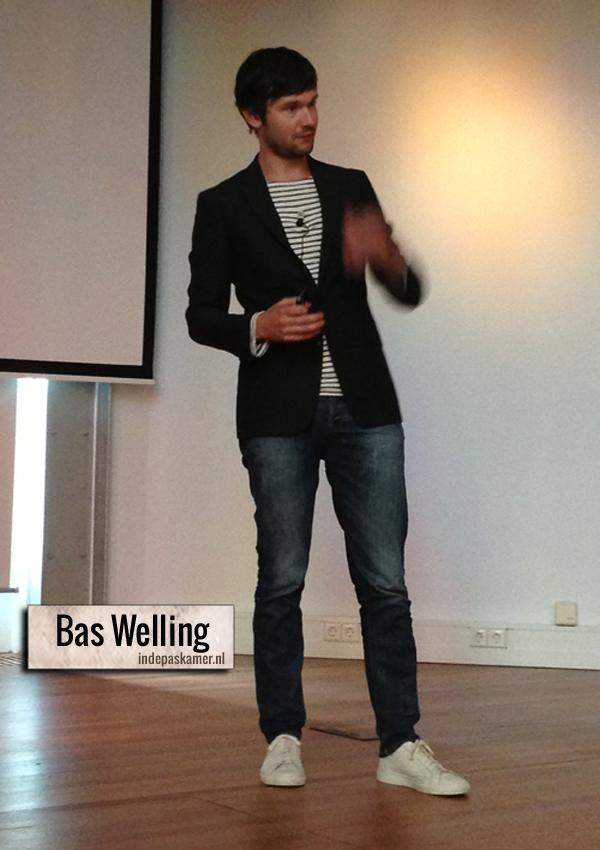 Bas Welling - indepaskamer