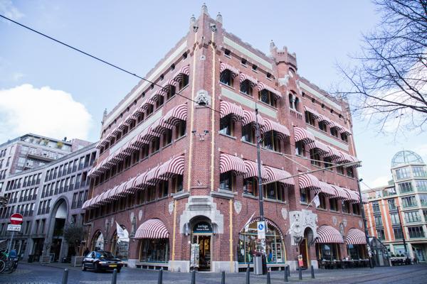 Berlage Den Haag | indepaskamer | Haagse Shoppingroute voor mannen