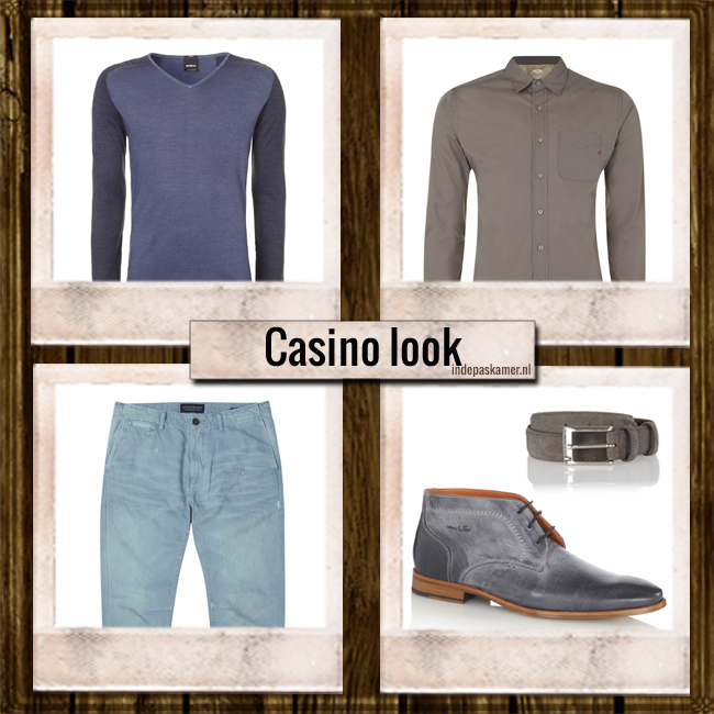 Casinio look indepaskamer