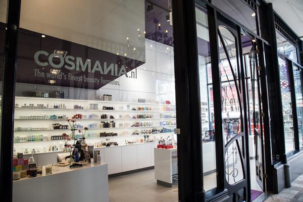 Cosmania Den Haag | indepaskamer | Haagse Shoppingroute voor mannen