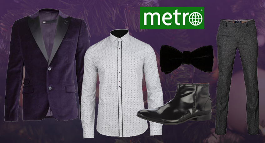 Creative Black Tie - indepaskamer - Metro Mode - IDP