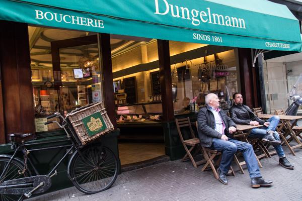 Dungelmann | indepaskamer | Haagse Shoppingroute voor mannen