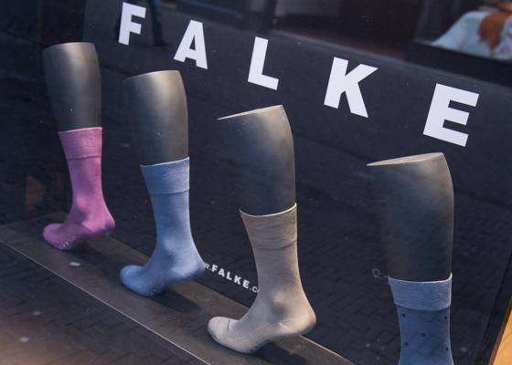 Falke | indepaskamer | Haagse Shoppingroute voor mannen