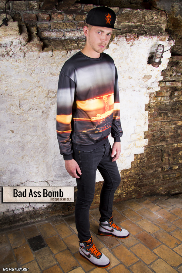 Fashion Style Radio - Bas Ass Bomb look - HTT