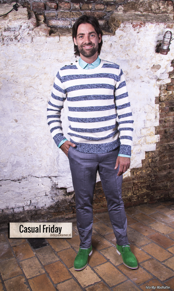 Fashion Style Radio - Casual Friday look - HTT