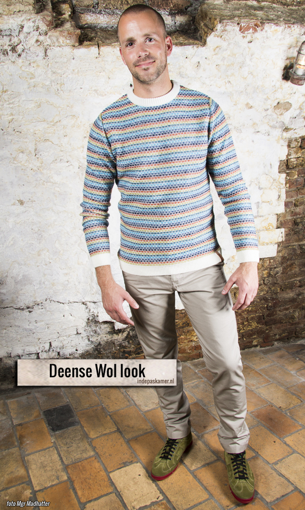 Fashion Style Radio - Deense Wol look - HTT