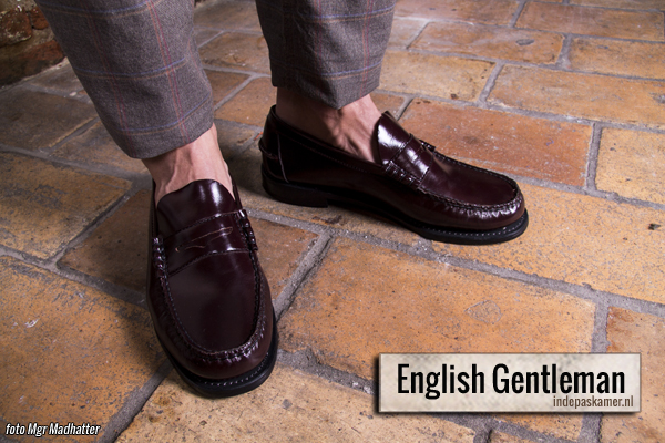 Fashion Style Radio -  English Gentleman look - Onder