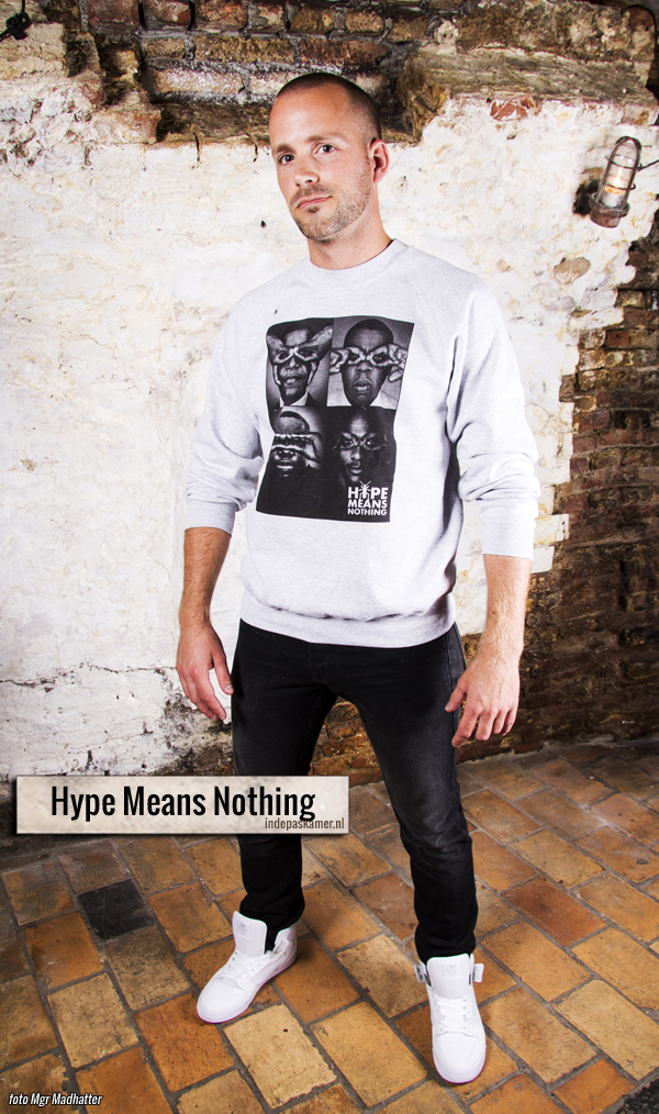Fashion Style Radio - Hype Means Nothing look - HTT