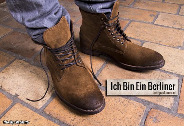 Fashion Style Radio - Ich Bin Ein Berliner look - Onder