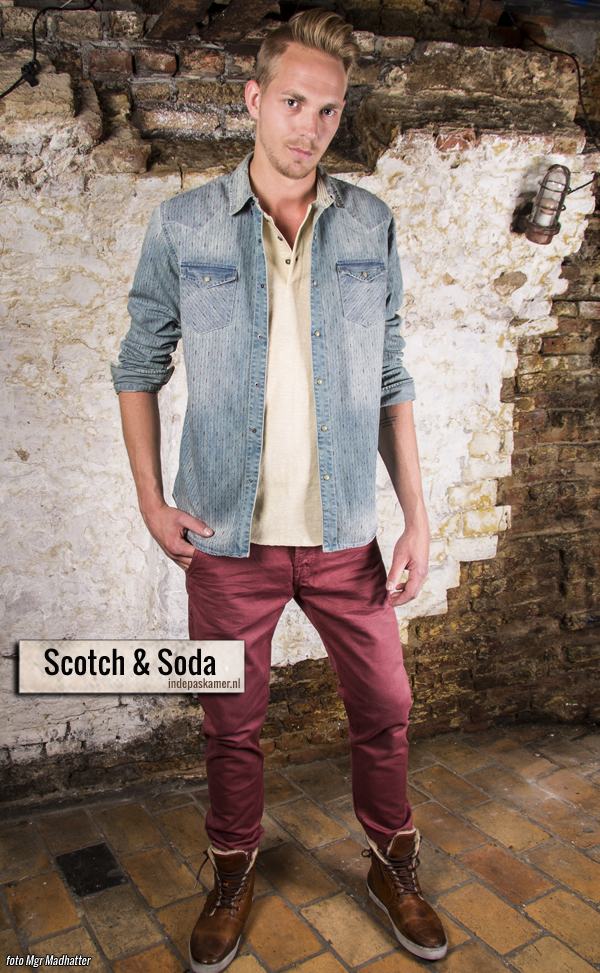 Fashion Style Radio - Scotch en Soda look - HTT