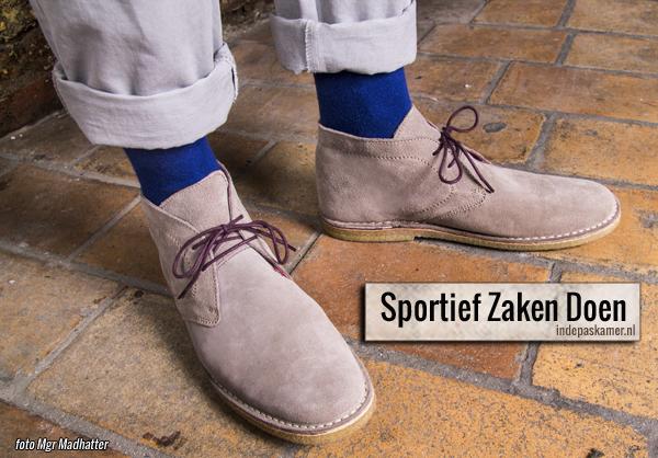 Fashion Style Radio - Sportief Zaken Doen look - Onder