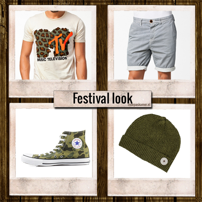 Festival look Mysterlandish - indepaskamer