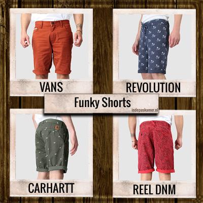 Funky shorts