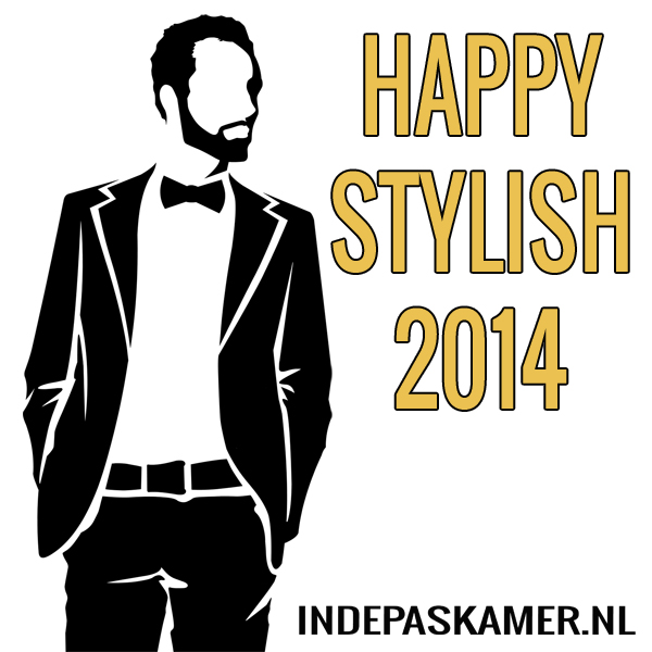 Happy Stylish 2014 - indepaskamer