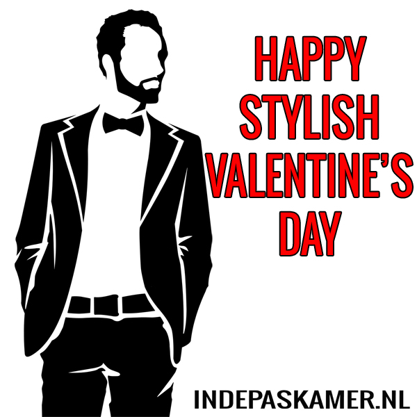 Happy Valentine's Day - indepaskamer