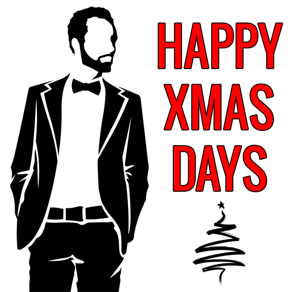 Happy Xmas Days - indepaskamer