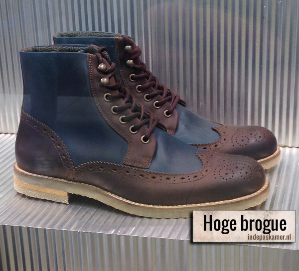 Hoge broque - indepaskamer