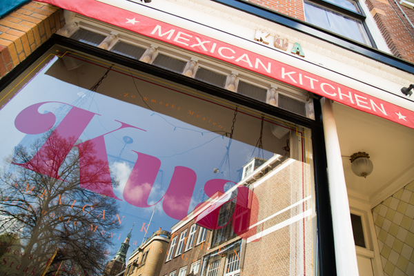 KUA mexican kitchen | indepaskamer | Haagse Shoppingroute voor mannen