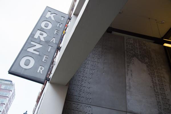 Korzo Theater | indepaskamer | Haagse Shoppingroute voor mannen