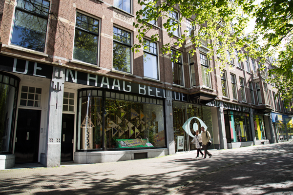 Kunstcentrum Stroom Den Haag | indepaskamer | Haagse Shoppingroute voor mannen