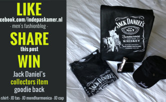LIKE SHARE WIN - Jack Daniel's Collectors Item Goodiebag