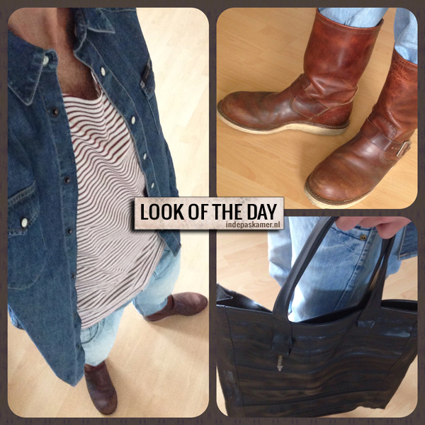 LOOK OF THE DAY - INDEPASKAMER