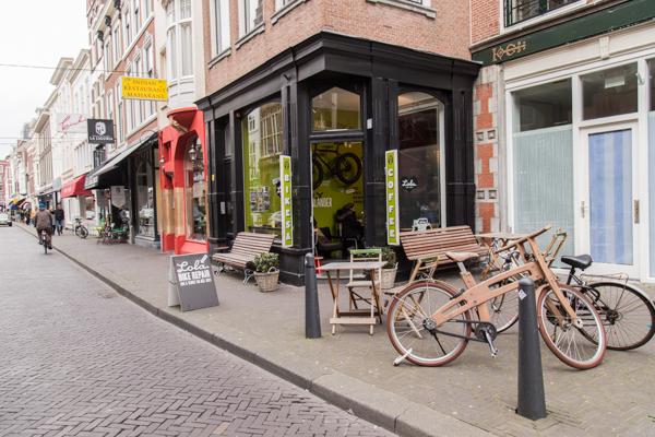 Lola & Bikes Den Haag | indepaskamer | Haagse Shoppingroute voor mannen