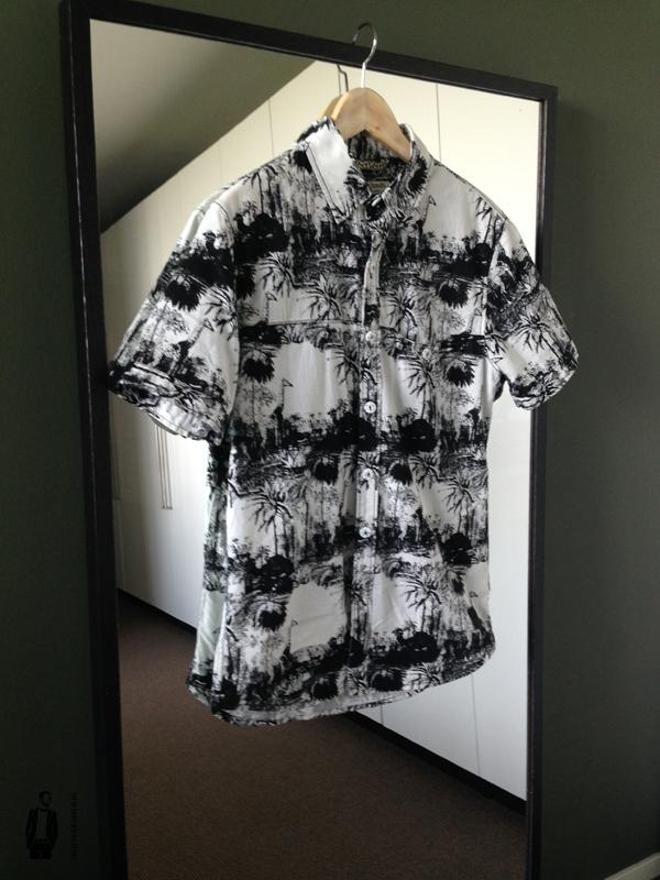 Metro Mode Man - najaar musthaves trends mannen 2104 - indepaskamer - Anerkjendt zomer shirt