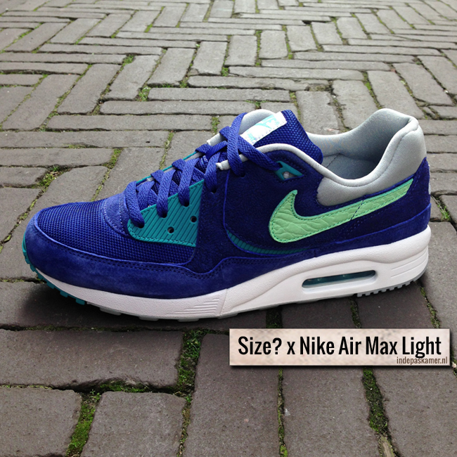 Nike Air Max Light Size - indepaskamer