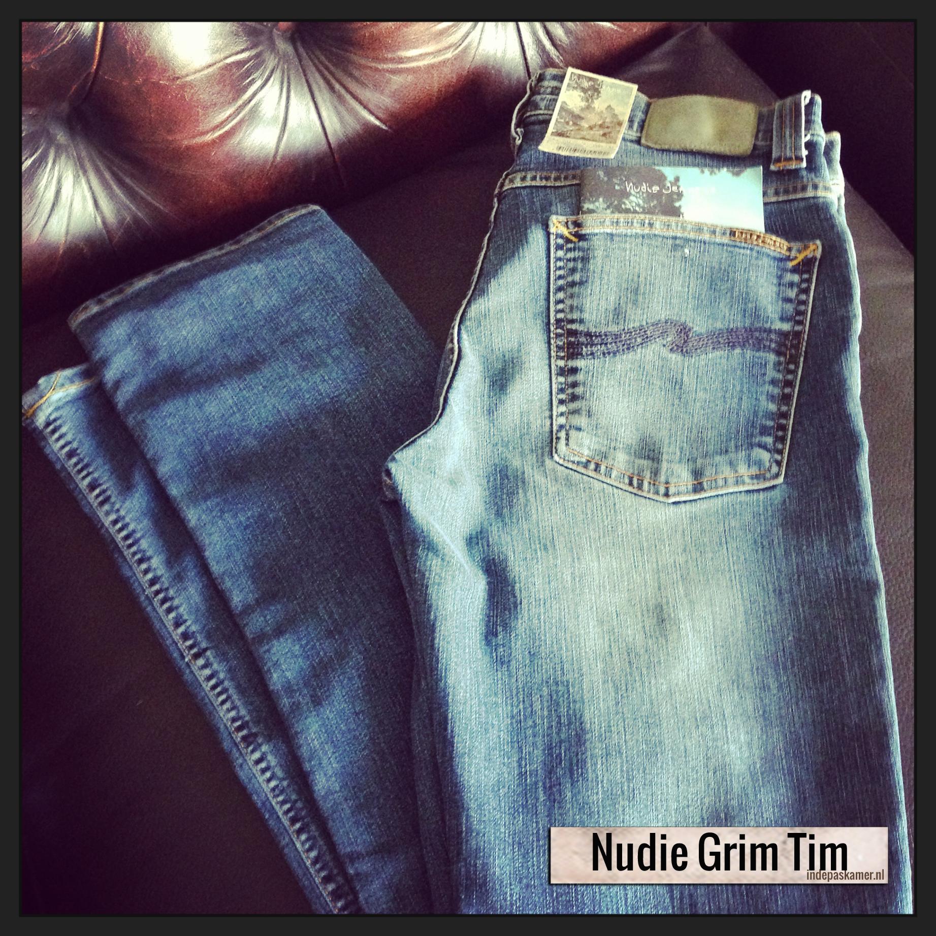 Nudie Jeans - indepaskamer.nl