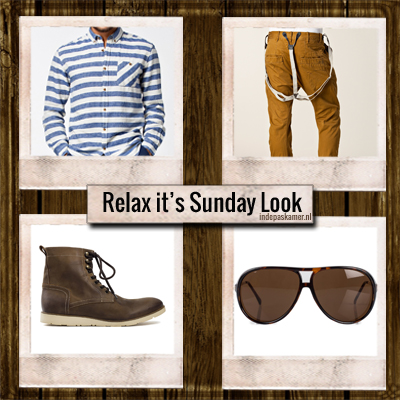 Relax it's Sunday look