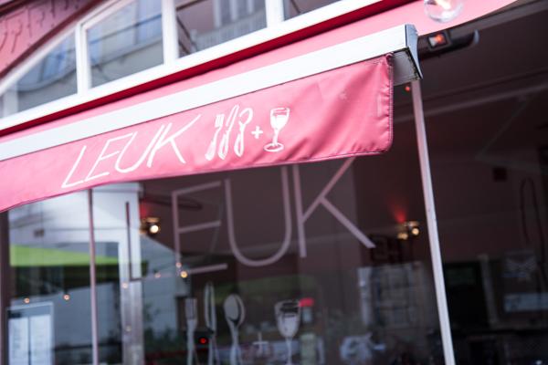 Restaurant Leuk Den Haag | indepaskamer | Haagse Shoppingroute voor mannen
