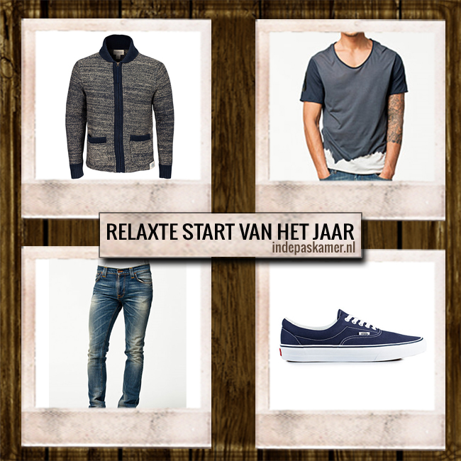 Sales on - indepaskamer - Relaxte start van het jaar look