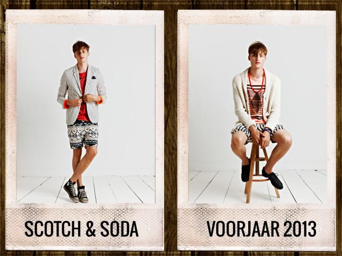 Scotch & Soda SS2013 I