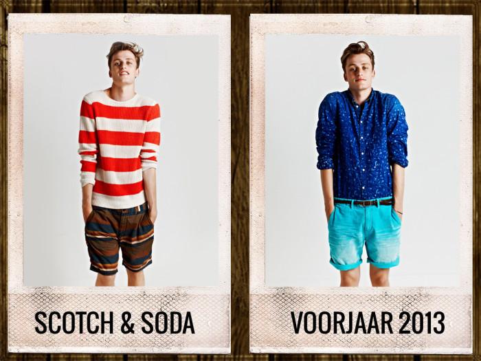 Scotch & Soda SS2013 II
