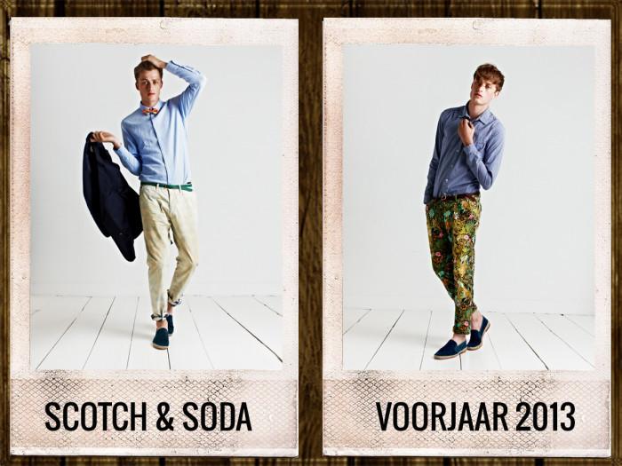 Scotch & Soda SS2013 III