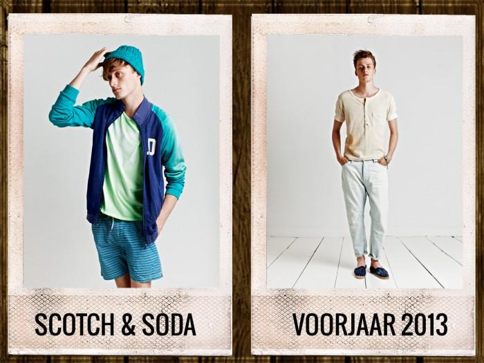 Scotch & Soda SS2013 V