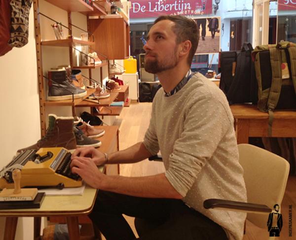 Steven van Dorp - indepaskamer - men's fashionblogger