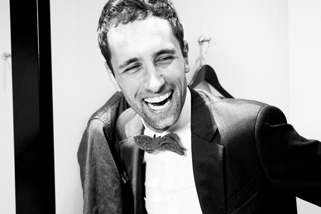 Steven van Dorp - men's fashionblogger - indepaskamer
