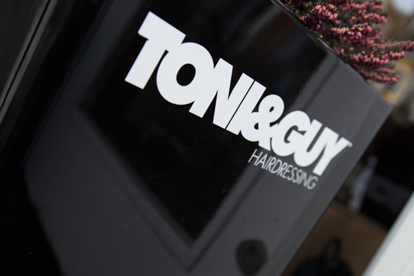 Toni & Guy Den Haag | indepaskamer | Haagse Shoppingroute voor mannen