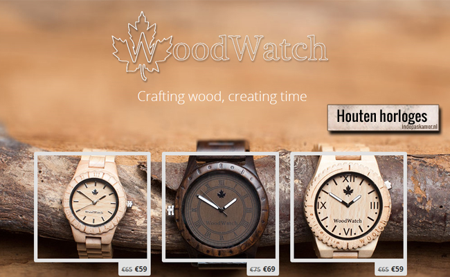 Woodwatch indepaskamer